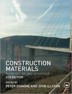 Construction Materials by Peter Domone