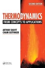 Thermodynamics From Concepts to Applications