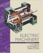 [PDF] Electric Machinery By A. E. Fitzgerald