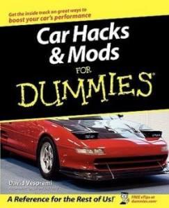 car hacks and mods for dummies pdf,car hacks and mods for dummies free download