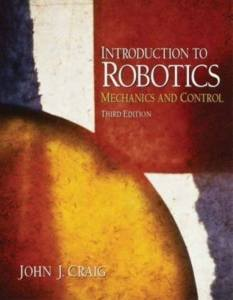 robotics mechanics and control pdf