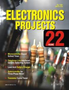 Electronics Projects Volume 22