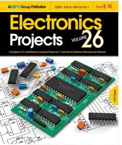 Electronics Projects Volume 26