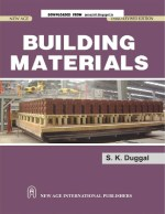 Building Materials By SK Duggal
