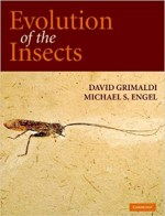 Evolution of the Insects – D. Grimaldi, M. Engel (Cambridge, 2005)