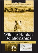 Wildlife Habitat Relationships – M. Morrison