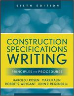 [PDF] Construction Specifications Writing Book