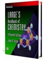 Lange's Handbook of Chemistry, 15th Edition by John A. Dean