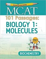 Exam Krackers MCAT Biology 1 – Molecules
