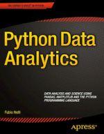 Python Data Analytics PDF by Fabio Nelli