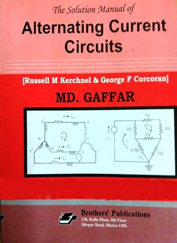 AC Circuits by Corcoran Solution Manual