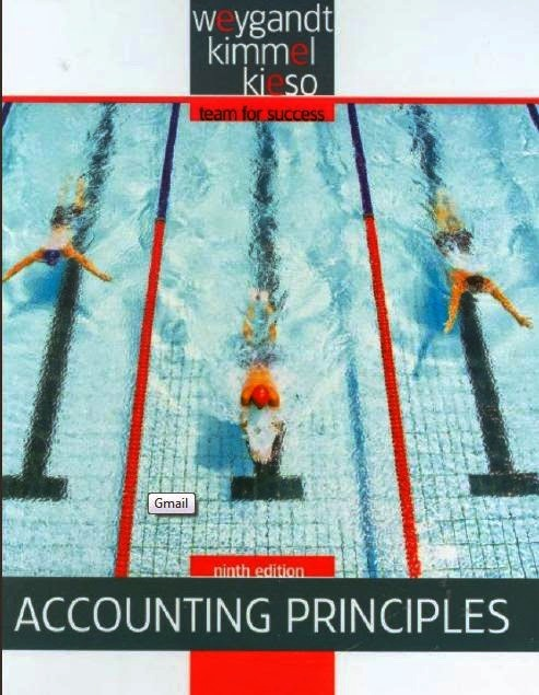 Accounting Principle. by Jerry J.Weygandt, Paul D. Kimmel, Donald E. Kieso