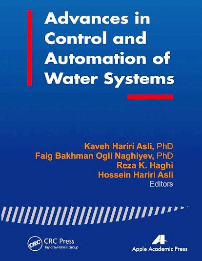 Advances in Control and Automation of Water Systems PDF