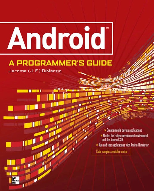 Android™ A Programmer's Guide by J.F. DiMarzio