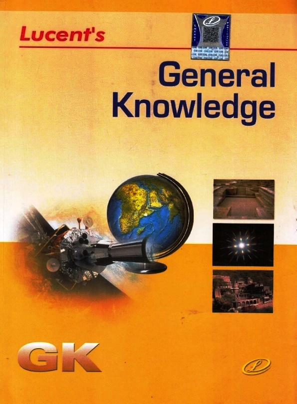 Lucent's General Knowledge Book PDF