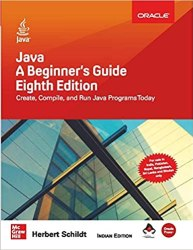 Java: A Beginner's Guide Book pdf free download