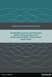 AVR Microcontroller and Embedded Systems Book Pdf Free Download