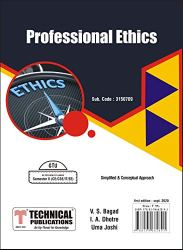 Professional Ethics GTU Book (3150709) Book Pdf Free Download