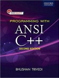 Programming with ANSI C++ Book Pdf Free Download