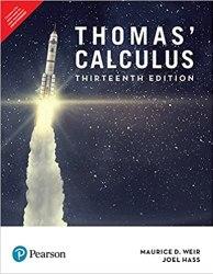 Thomas' Calculus (Pearson) Book Pdf Free Download