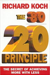 The 80/20 Principle: The Secret of Achieving More with Less book pdf free download