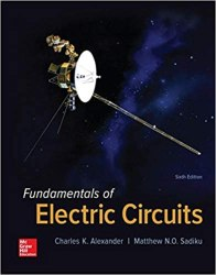 Fundamentals of Electric Circuits Book Pdf Free Download