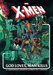 X-Men: God Loves, Man Kills Book pdf free download