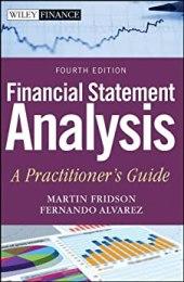 Financial Statement Analysis Book Pdf Free Download