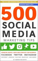 500 Social Media Marketing Tips book pdf free download