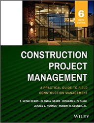 Construction Project Management book pdf free download