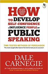 How to Develop Self-Confidence & Influence People By Public Speaking Book Pdf Free Download
