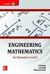 Engineering Mathematics for Semesters I and II (McGraw Hill) Book Pdf Free Download