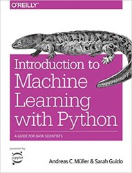 Introduction to Machine Learning with Python Book Pdf Free Download
