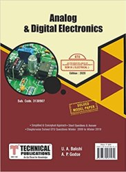 Analog And Digital Electronics GTU Book (3130907) Book Pdf Free Download