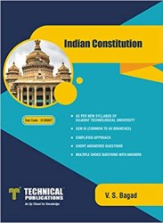Indian Constitution GTU Book (3130007) Book Pdf Free Download