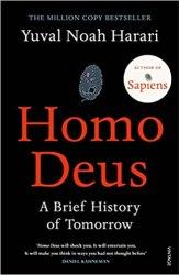Homo Deus: A Brief History of Tomorrow Book Pdf Free Download