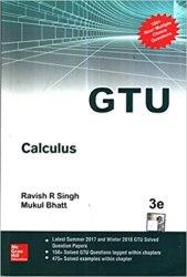 Calculus GTU Book (2110014) Pdf Free Download