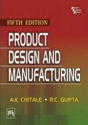 Product Design and Manufacturing Book Pdf Free Download