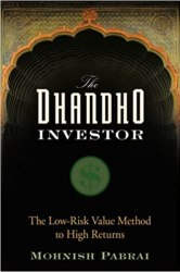 The Dhandho Investor book pdf free download