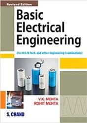 Basic Electrical Engineering (S.Chand) Book Pdf Free Download