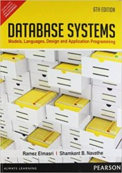 Database Systems: Models,Languages,Design and Application Programming Book Pdf Free Download