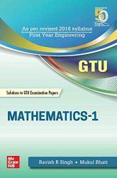 Mathematics-1 GTU Book (3110014) Book Pdf Free Download