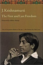 The First and Last Freedom book pdf free download