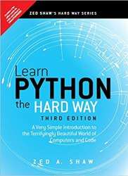 Learn Python the Hard Way Book Pdf Free Download