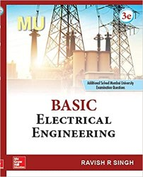 Basic Electrical Engineering MU Book Pdf Free Download