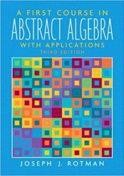 First Course in Abstract Algebra book pdf free download