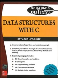 Data Structures with C (Schaum's Outline Series) Book Pdf Free Download