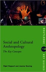 Social and Cultural Anthropology: The Key Concepts book pdf free download