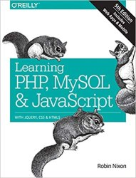 Learning PHP, MySQL & JavaScript Book Pdf Free Download