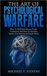 The Art Of Psychological Warfare Book Pdf Free Download
